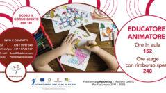 Corso educatore animatore in Umbria, FORMA.Azione Perugia