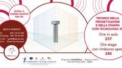 Corso tecnico della progettazione e della stampa con tecnologia 3d in Umbria, FORMA.Azione Perugia