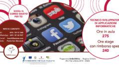 Corso Tecnico sviluppatore di applicazioni informatiche in Umbria